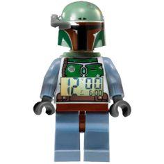 LEGO Star Wars Wecker - Boba Fett  http://www.meinspielzeug24.de/lego-star-wars-wecker-boba-fett  #Junge, #LEGOStarWars #Uhren/Wecker