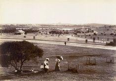 Centennial Park in eastern Sydney in Sydney Area, Sydney City, Old Pictures, Old Photos, Centennial Park, History Photos, Sydney Australia, South Wales, Victorian Era