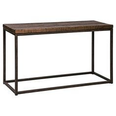 Farriner Sofa Table - Warm Brown - Signature Design by Ashley