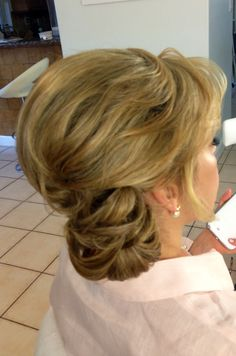 Mother of the bride hair by sara prettywindycity mother of the bride hair pmusecretfo Images