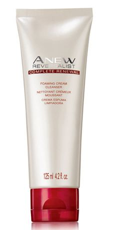 Avon Anew Reversalist Foaming Cream Cleanser #AvonANEW #sweepstakes