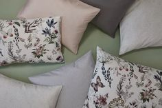EDEN Perkal-Kissenbezug Bed Pillows, Pillow Cases, Home, Pillows, Ad Home, Homes, Haus, Houses