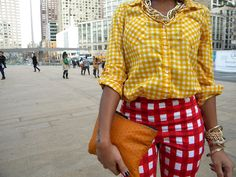 double the gingham - www.thedaileigh.com