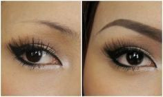 i still use this tutorial everyday. I get my eyebrows all done under 5 minutes TOPS! Try this ladies! :) i still use this tutorial everyday. I get my eyebrows all done under 5 minutes TOPS! Try this ladies! Eyebrow Makeup, Skin Makeup, Beauty Makeup, Hair Beauty, Makeup Eyebrows, Queen Makeup, Makeup Salon, Flawless Makeup, Gorgeous Makeup
