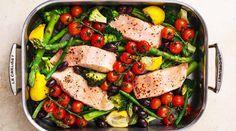 3 salmon recipes around 300 calories