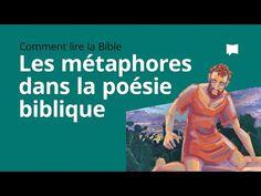 Les Métaphores dans la Poésie Biblique - YouTube Ecards, Memes, Books Of Bible, E Cards, Meme