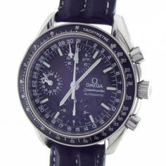 OMEGA SPEED MASTER CHRONOGRAPH AUTOMATIC WATCH at the Shopping Mall, $1,100.00