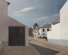 Raoul Hynckes (Belgian, 1893-1973), Kanne, Belgium. Oil on canvas, 51 x 63 cm.