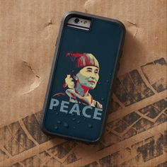 THE FIGHTER-Aung San Suu Kyi iPhone 6/6 Plus Cases