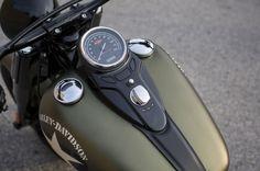 Linha Harley-Davidson 2016: Sportster fica mais confortável e Fat Boy mais potente - Duas Rodas - Notícias, Testes, Vídeos e Lançamentos de Motos