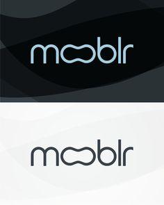 mooblr, e-commerce theming and application company logo design