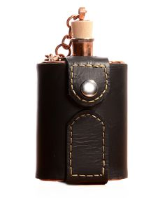 Holiday gifts for the food lover: Jacob Bromwell Doc holiday edition flask