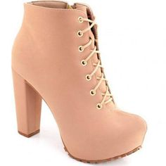 Nude Boots, Black Ankle Boots, High Heel Boots, Heeled Boots, Fashion Heels, Fashion Boots, Cute Shoes, Me Too Shoes, Dream Shoes