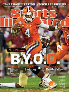 please note, this is sports illustrated.