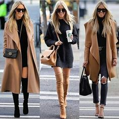 Awesome Winter Outfits You Should Already Own Fashion Looks Tolle Winteroutfits Die Du Schon Besitzen Solltest Fashion Looks - Besondere Tag Ideen Business Casual Outfits, Casual Winter Outfits, Classy Outfits, Stylish Outfits, Winter Outfits 2019, Winter Outfits For Work, Winter Outfits Women, Winter Coats Women, Women's Casual