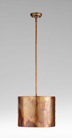 Mauviel Pendant from Cyan Design (05156), $297.50