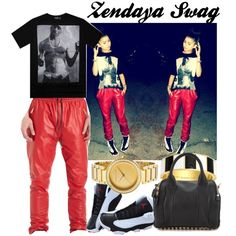 Zendaya Swag, created by blasianmami16 on Polyvore