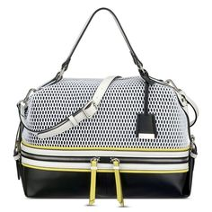 Hot Mesh Sporty Satchel | Nine West