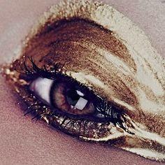 """686 Likes, 11 Comments - Ben Hassett (@benhassett) on Instagram: """"#gold #beautyfromthearchive @foxy1kate by @violette_fr @kaisergrams @yannickdis @aliciatnails"""""""