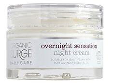 Organic Surge Overnight Sensation Night Cream 50ml Review