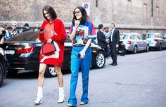 Fashion Squad Goals: The Girl Gang in Style via @WhoWhatWearUK