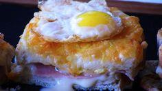 Croque madame, un homenaje al sándwich | Cocinar en casa es facilisimo.com