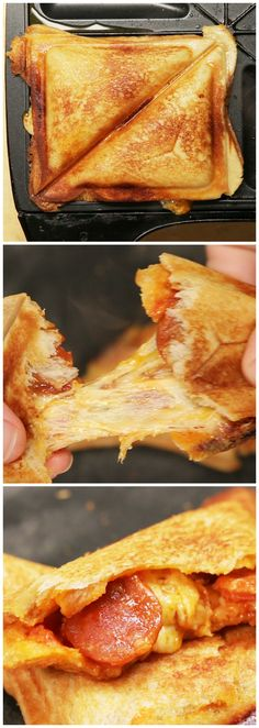 Pizza Toastie