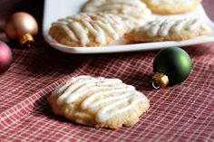 The spicy, sweet of taste of eggnog that will never spill! These tasty eggnog cookies are perfect for your holiday cookie swap or to serve at your next holiday party.