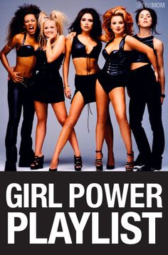 Take it on back with this girl group playlist!