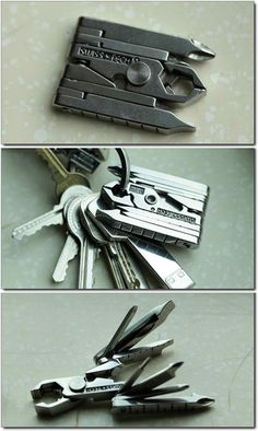 swiss tech mmcsss micro-max 19-in-1 keychain multitool | $8.91 from http://www.amazon.com/Swiss-Tech-MMCSSS-Micro-Max-MultiTool/dp/tags-on-product/B001AY2WLU?ie=UTF8=miksthi-20