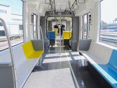 büro+staubach / Straßenbahn Shenyang für CNR Changchun Railway Vehicles Co Mode Of Transport, Public Transport, Changchun, Shenyang, Futuristic Architecture, Ducks, Transportation, Innovation, Motorcycles