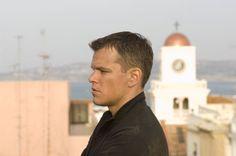 Matt Damon as Jason Bourne in The Bourne Ultimatum Matt Damon Jason Bourne, The Muppet Movie, Movie Tv, The Bourne Ultimatum, Bourne Supremacy, The Bourne Identity, Robert Ludlum, Madrid, Monument Men