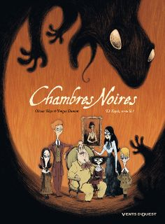 Chambres Noires by Yomgui Dumont & Olivier Bleys