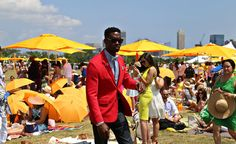 The Style of the Veuve Clicquot Polo Classic