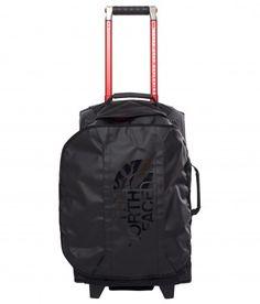 """La maleta Rolling Thunder - 22"""" de The North Face® es un bolso de viaje con ruedas de 40 litros de capacidad cuyas dimensiones se atienen a los estándares europeos para equipaje de mano."""