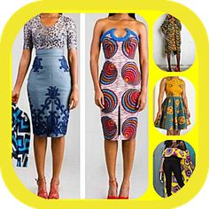 Cover art Ankara Dress Styles, Kente Styles, African Print Dresses, African Wear, African Fashion Dresses, African Dress, Dress Picture, Occasion Dresses, Cover Art