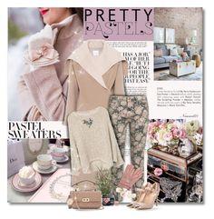 place in group contest: Everyday fashion~ Pretty Pastel, Monsoon, Opi, Pastels, Everyday Fashion, Fossil, Christian Dior, Mario, Valentino