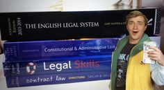 What else could you buy for the price of a law school textbook?