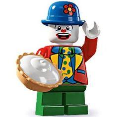 LEGO Clown -  Series 5 Minifigure