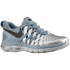 new styles 5c1c1 5bfaf Nike Fingertrap Max Free - Mens - Training - Shoes - Refelective  SilverWhite