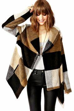 Plaid Jacket | Fashionista Tribe