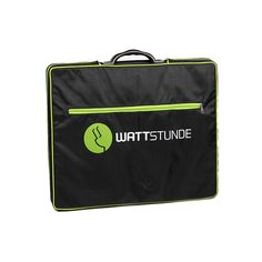 WATTSTUNDE 120W Solarkoffer ULTRA LIGHT WS120SUL MPPT, 299,90 € Fendt Caravan, Suitcase, Solar Installation, Carry Bag, Vacation, Suitcases