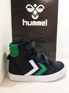 huge selection of 286f4 1e688 Hummel Hi-Tops   Jump shoes for kids