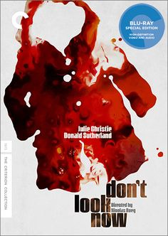 Don't Look Now (Criterion Blu-Ray) - WOOHOO!!!!