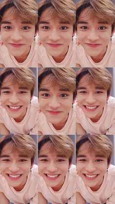 I told you smile, and you smile. Lucas Nct, Nct 127, K Pop, Shinee, Got7, Personajes Studio Ghibli, Young K, Jaehyun Nct, Nct Taeyong