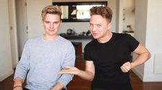 Jack and Connor Maynard Connor Maynard, Jack And Conor Maynard, Male Youtubers, British Youtubers, Ray Diaz, Wesley Johnson, Buttercream Squad, Sugg Life, Imagines Tumblr
