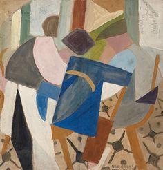 (1890-1929)  Exposición de Rafael Barradas  Del 11 de marzo de 2013 al 30 de abril de 2013 en Galería Guillermo de Osma