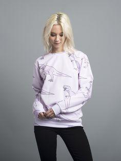 Dinosass Sweatshirt