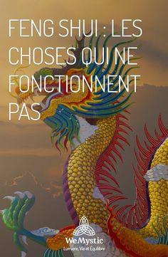 Things that do not work Feng Shui Zones, Les Chakras, Decoration, Reiki, Mystic, Positivity, Yoga, Zen Attitude, Conscience