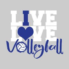Live Love Volleyball None by The Fluff of Life Volleyball Chants, Volleyball Drawing, Volleyball Team Shirts, Volleyball Shirt Designs, Volleyball Posters, Volleyball Memes, Volleyball Workouts, Volleyball Outfits, Coaching Volleyball
